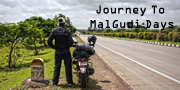 Journey To MalGudi Days by Tanmoy Das
