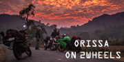 Orissa on 2wheels
